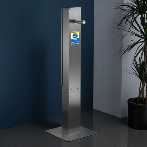 H&L Freestanding Infrared No-Touch Automatic Hand Sanitiser Dispenser